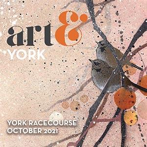 JO RUTH Fieldfares in Crabapple with Art&York