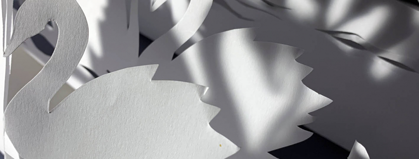 Papercutting with Two by Two Creators